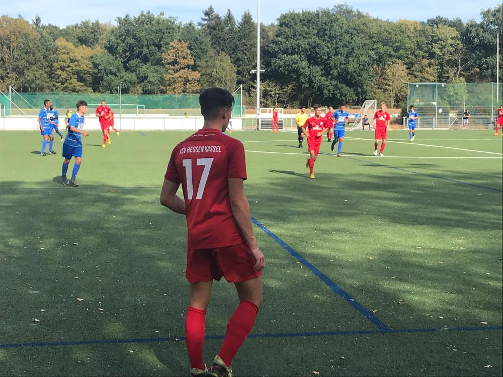 U19 in Schwanheim