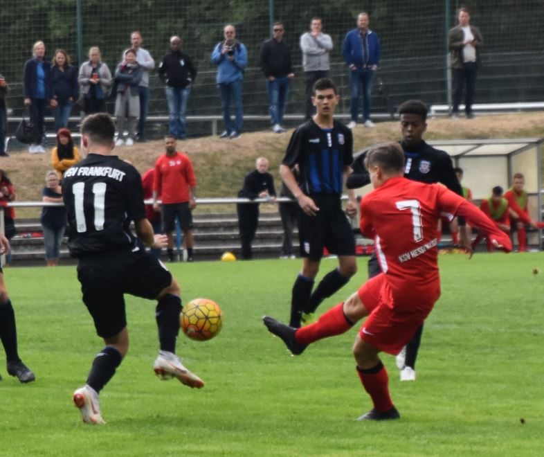 U17 gegen FSV Frankfurt