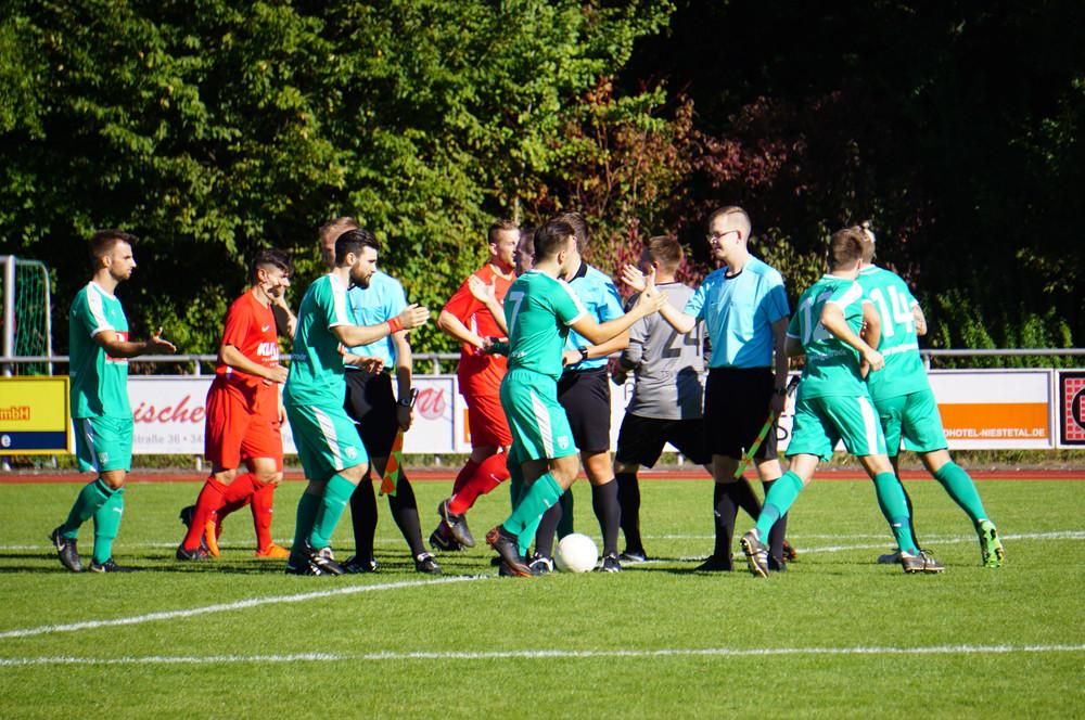 U23 bei TSV heiligenrode