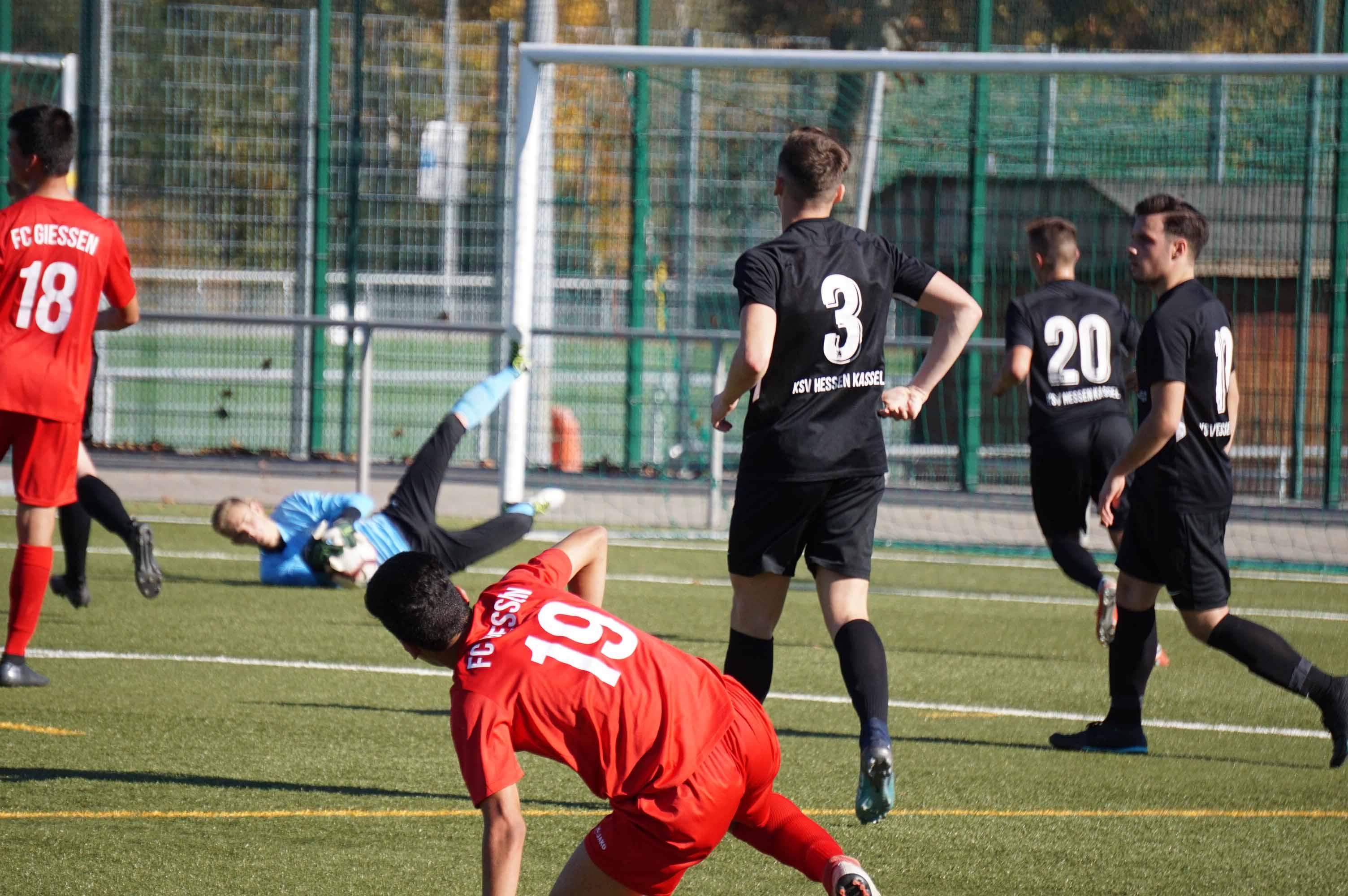 U19 - FC Giessen