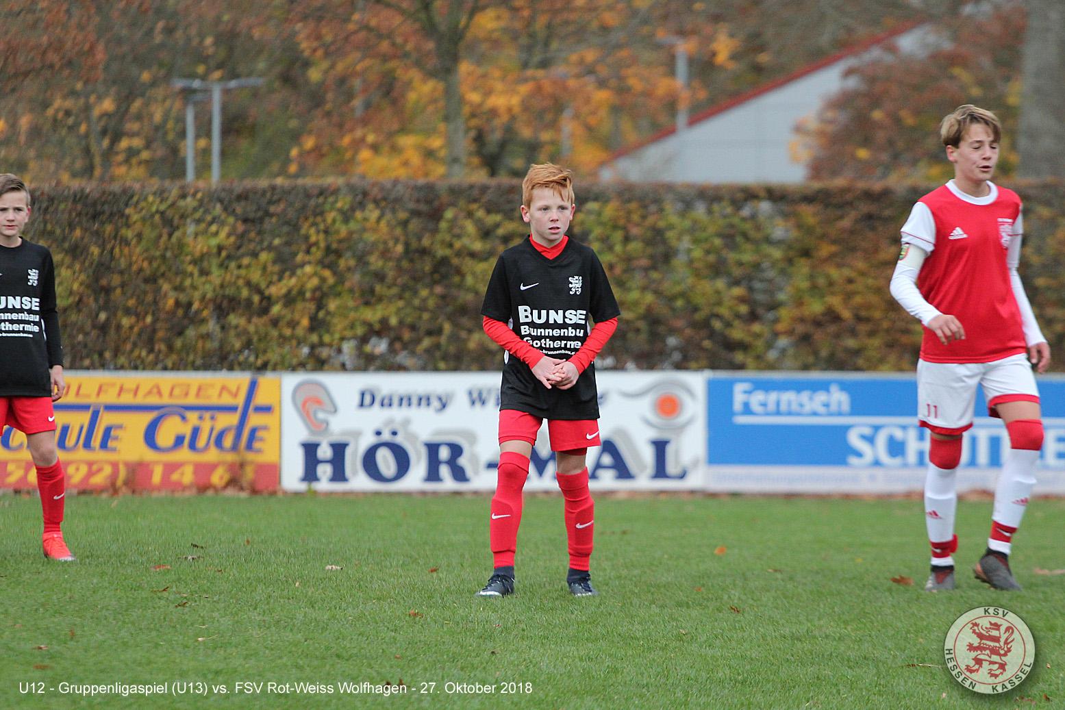 RW Wolfhagen - U12