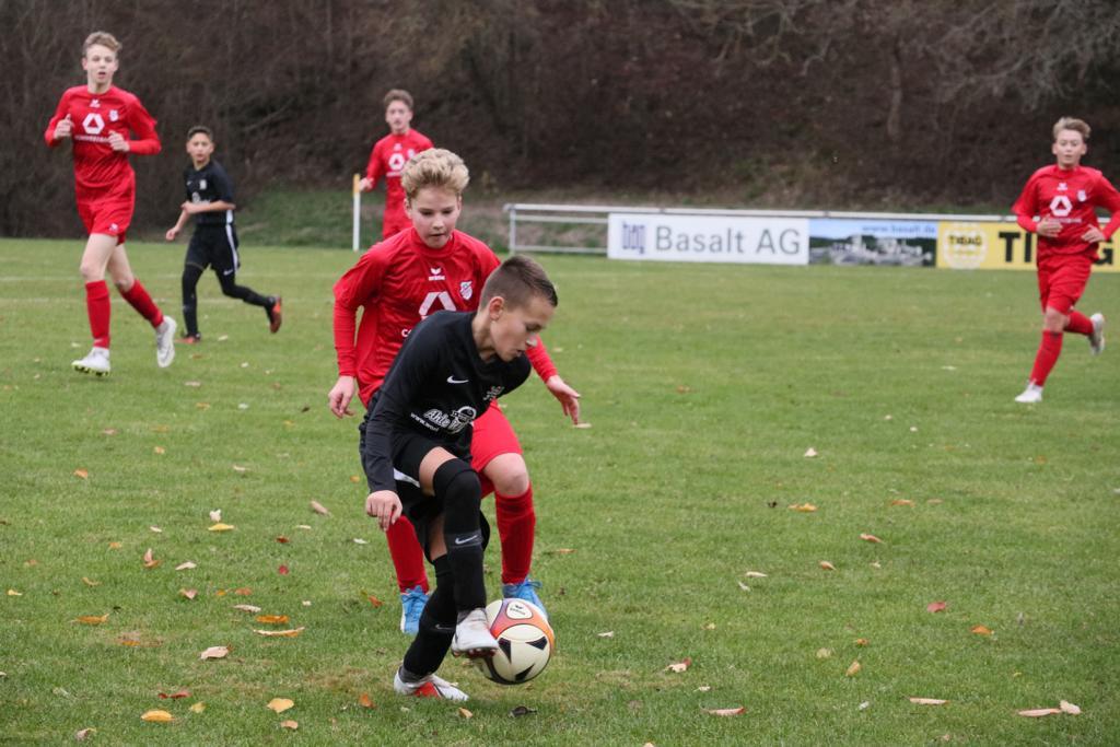 U14 in Söhre