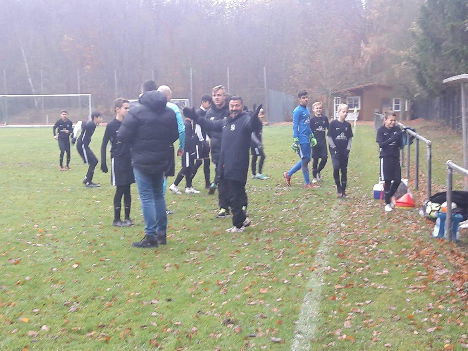 JSG Calden / Grebenstein / Hombressen / Udenhausen - U14