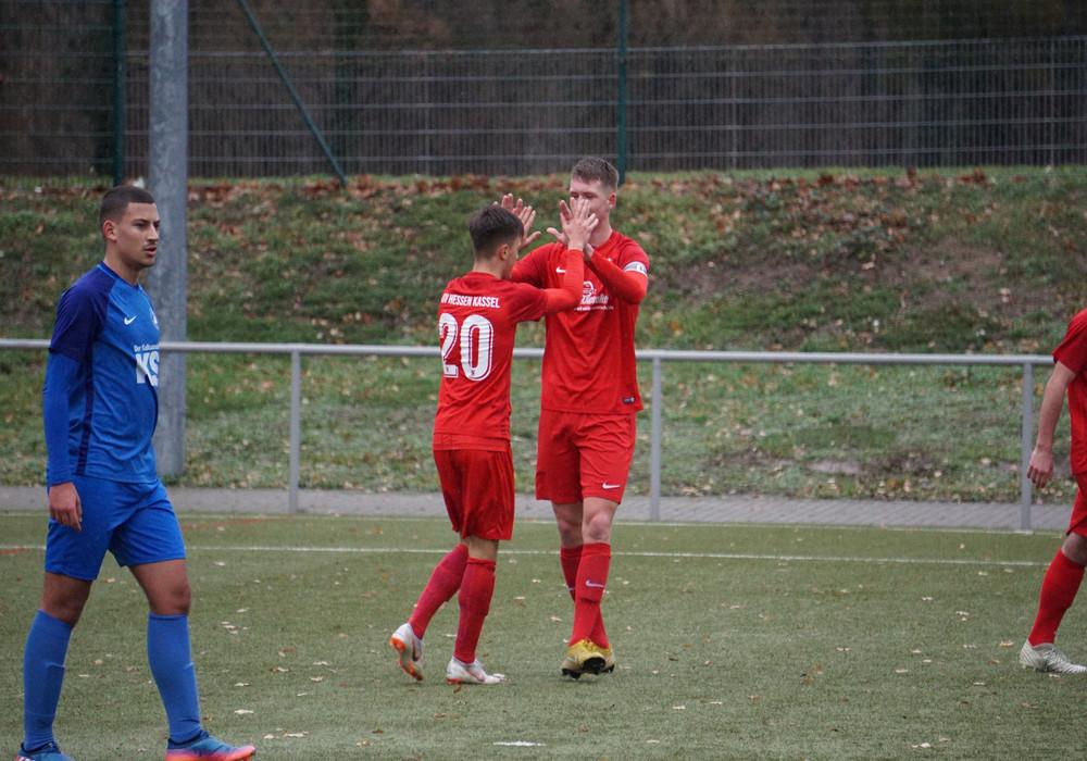 U19 gegen Schwanheim