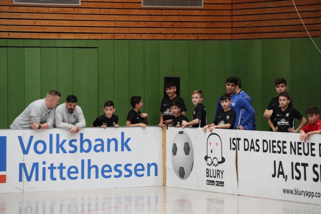 U14 Hallenturnier Wieseck