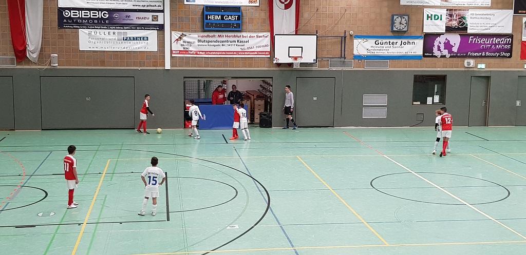 U11 Hallenturnier OSC Vellmar