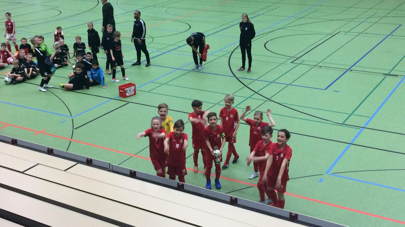U10 Hallenturnier Kasseler SV