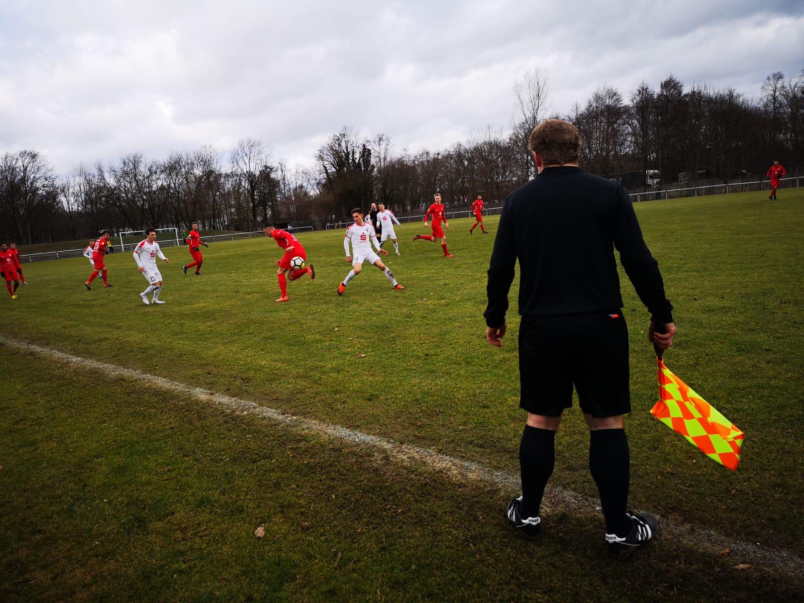 Testspiel KSV Hessen Kassel - SV Lippstadt 08