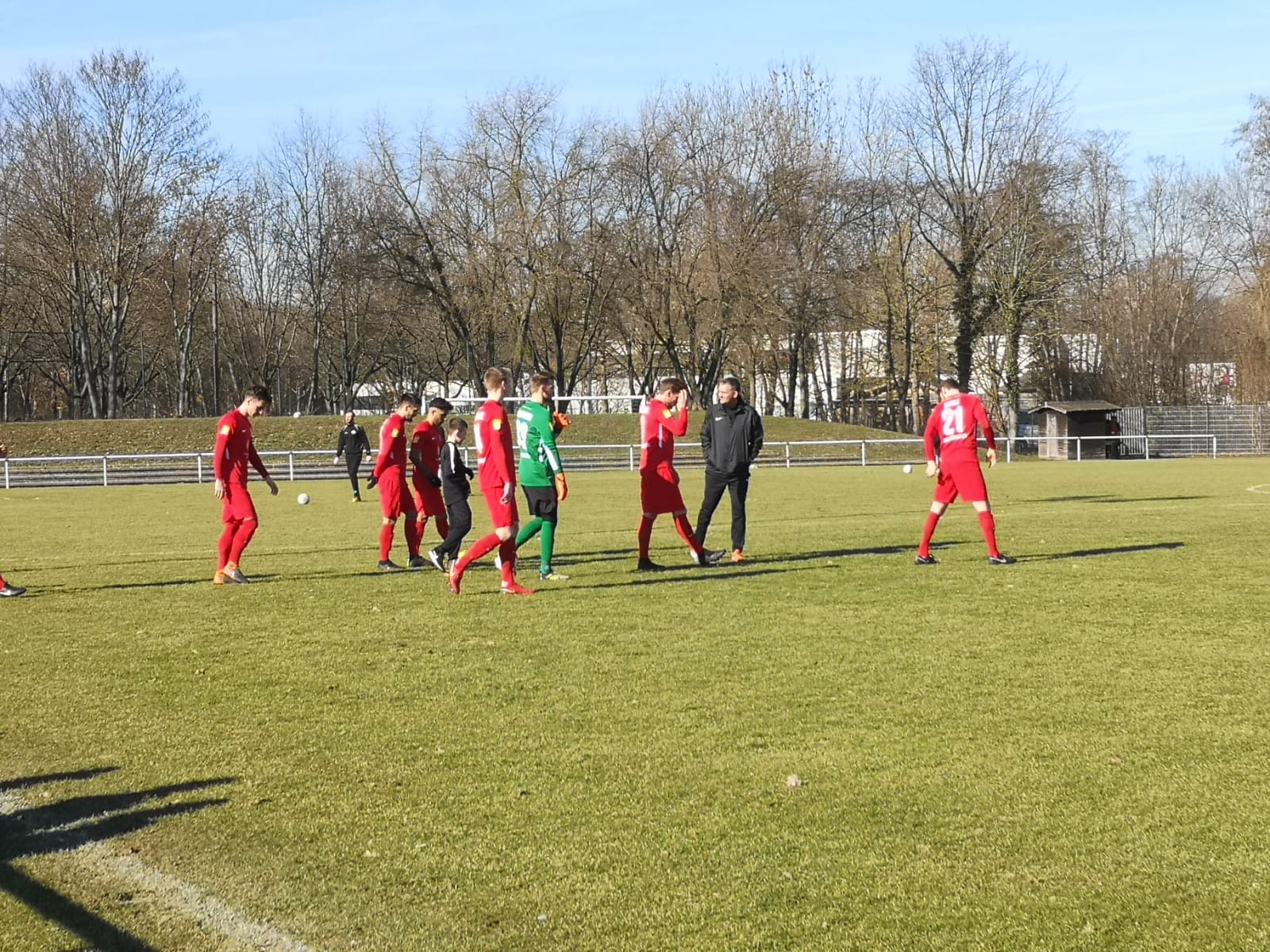 Testspiel KSV Hessen Kassel - SVG Göttingen