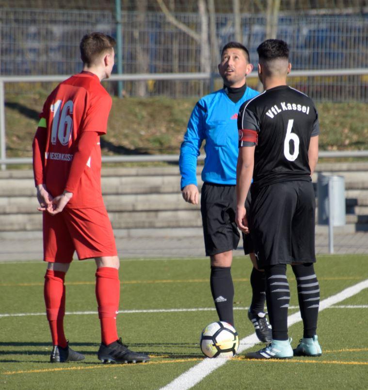 U17 -VfL Kassel U19