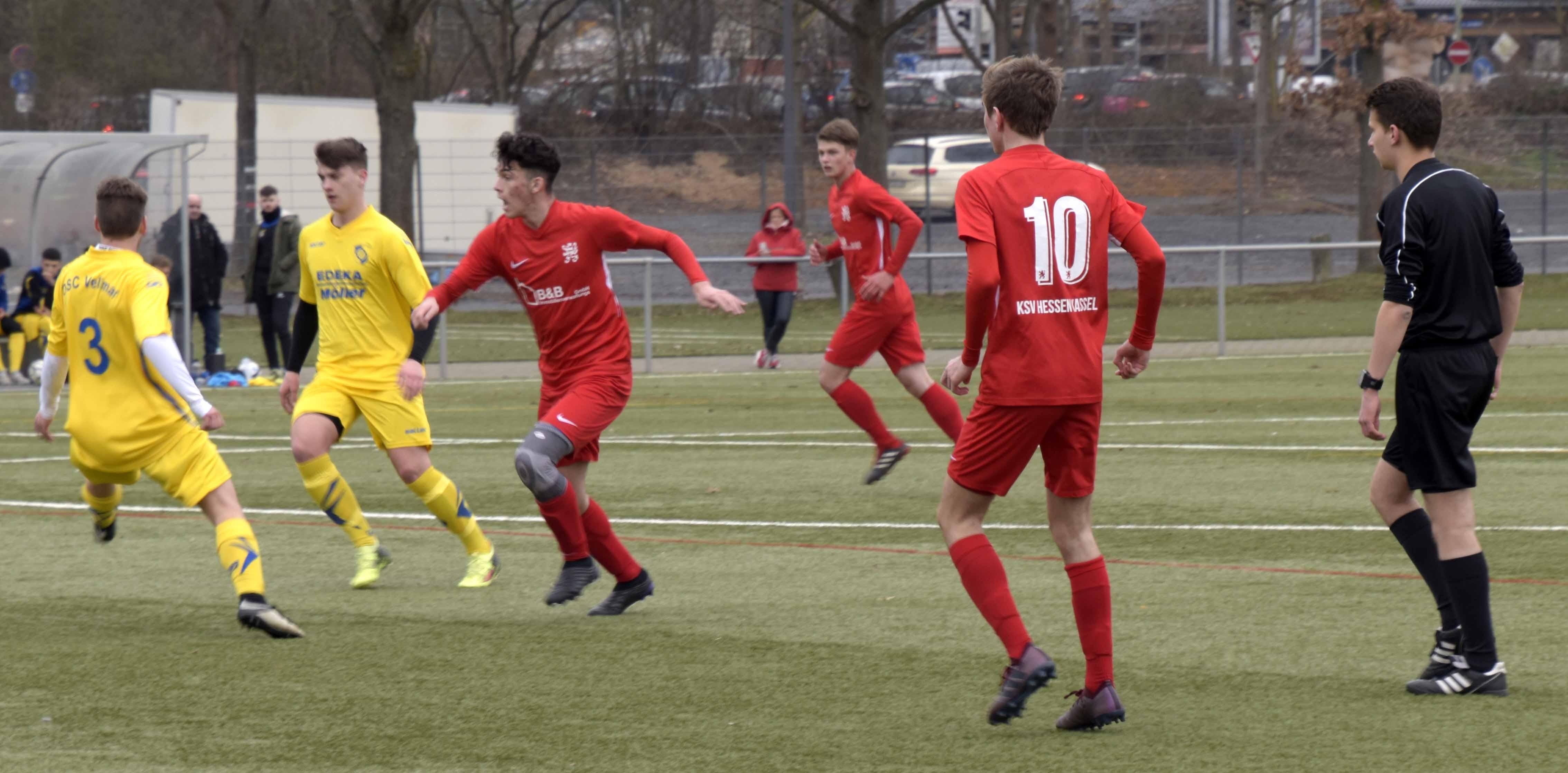 U17 - OSC Vellmar U19