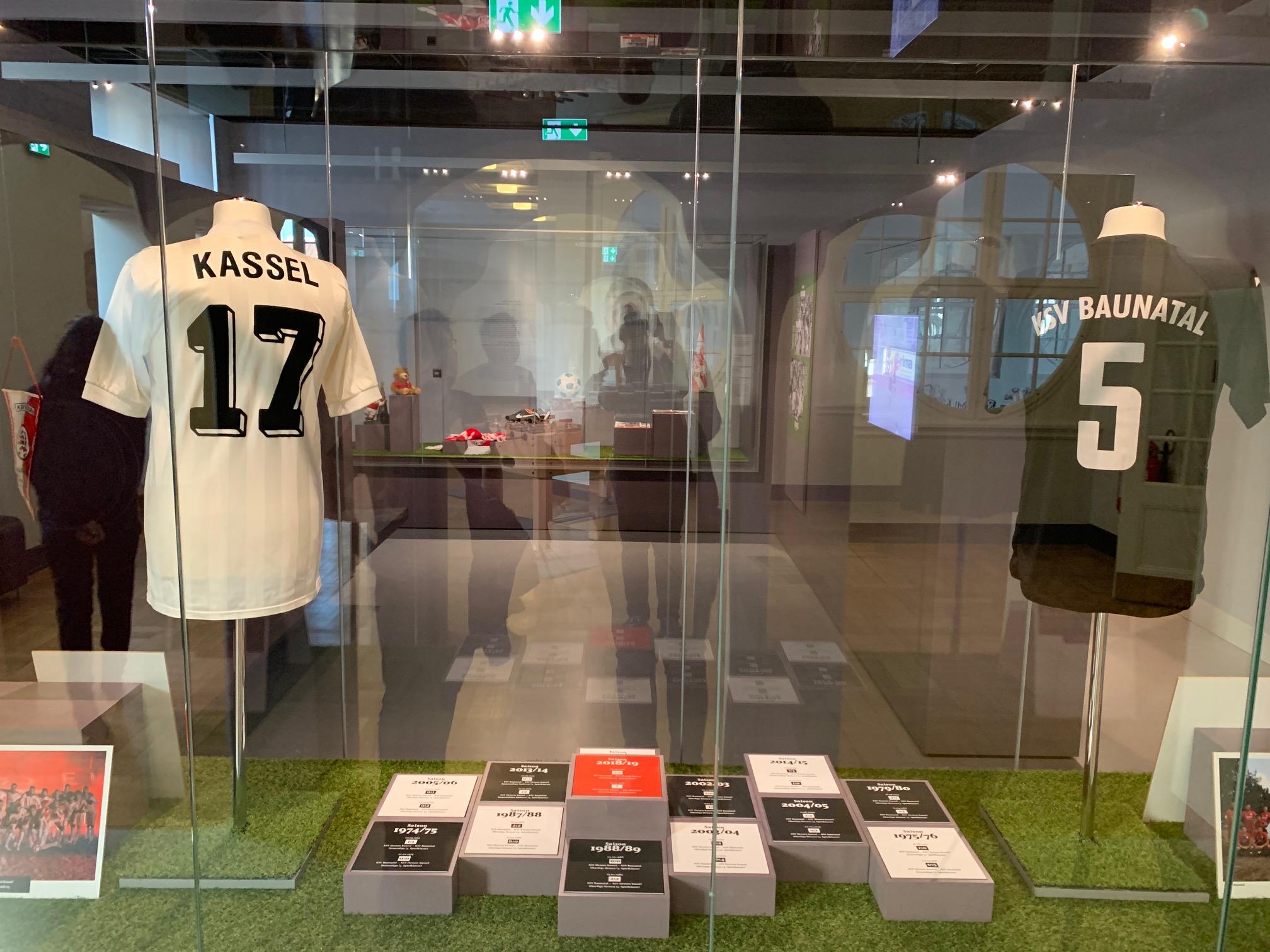 Eröffnung der Sonderausstellung zur nordhessischen Derbygeschichte im Hessischen Landesmuseum