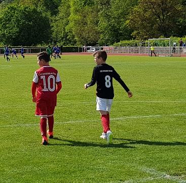U11 Turnier in Niederrodenbach