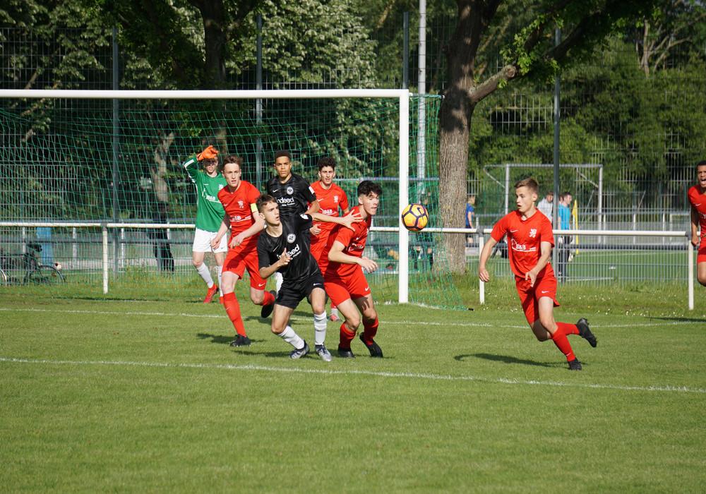 U17 - Eintracht Frankfurt U16
