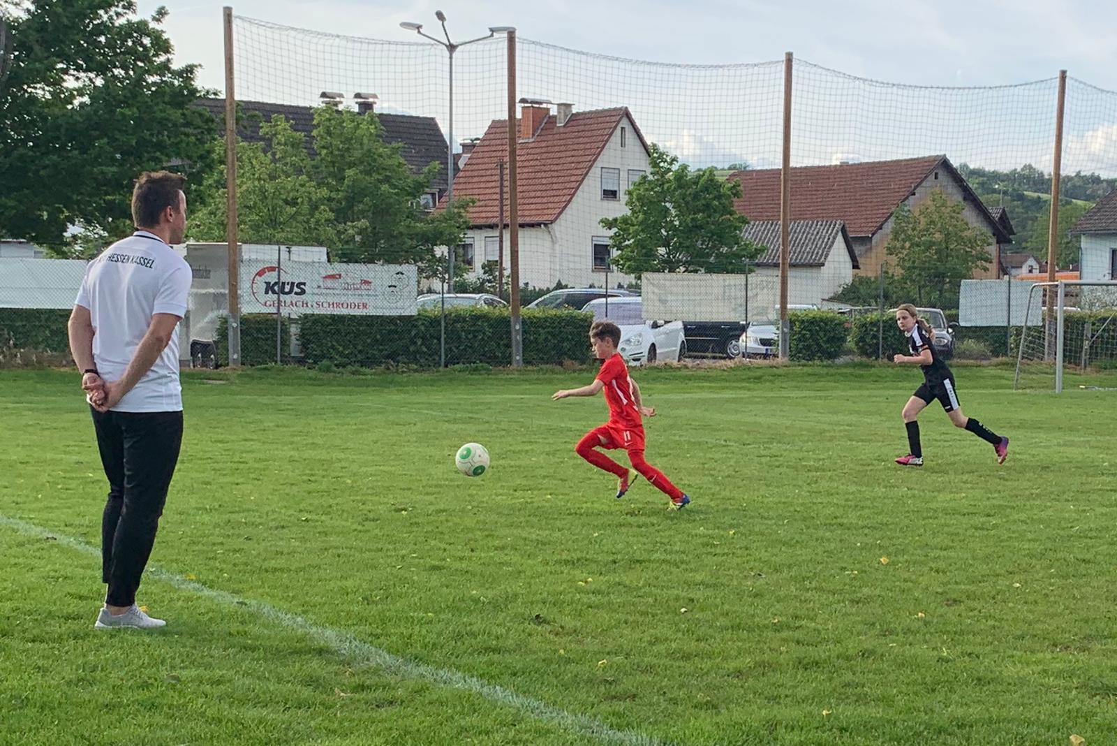 JSG Rotenburg / Lispenhausen U11 - U10