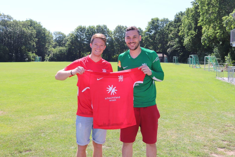 Dominik Schneider und Maximilian Zunker wechseln zum KSV Hessen