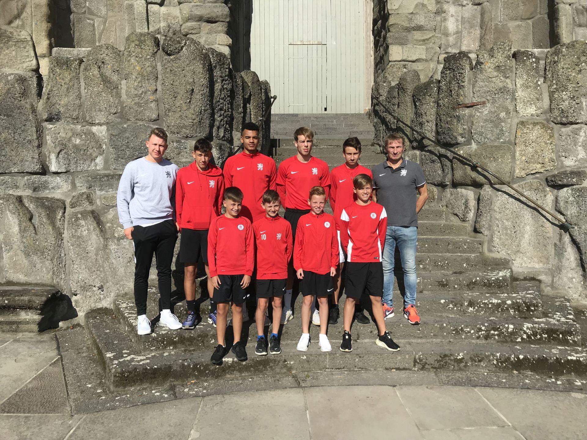 Kaskadenlauf U12-U19