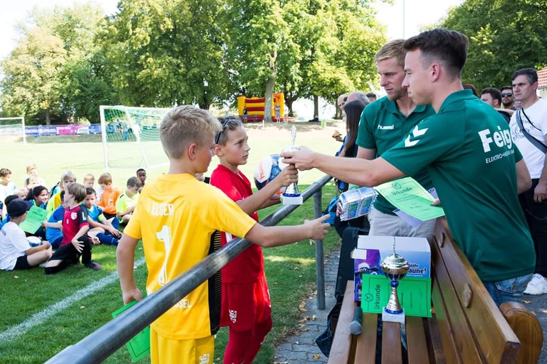 U11 Turnier Weidenhausen