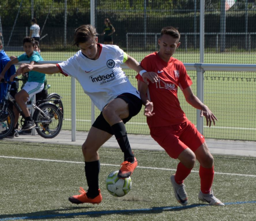Eintracht Frankfurt U16 - U17