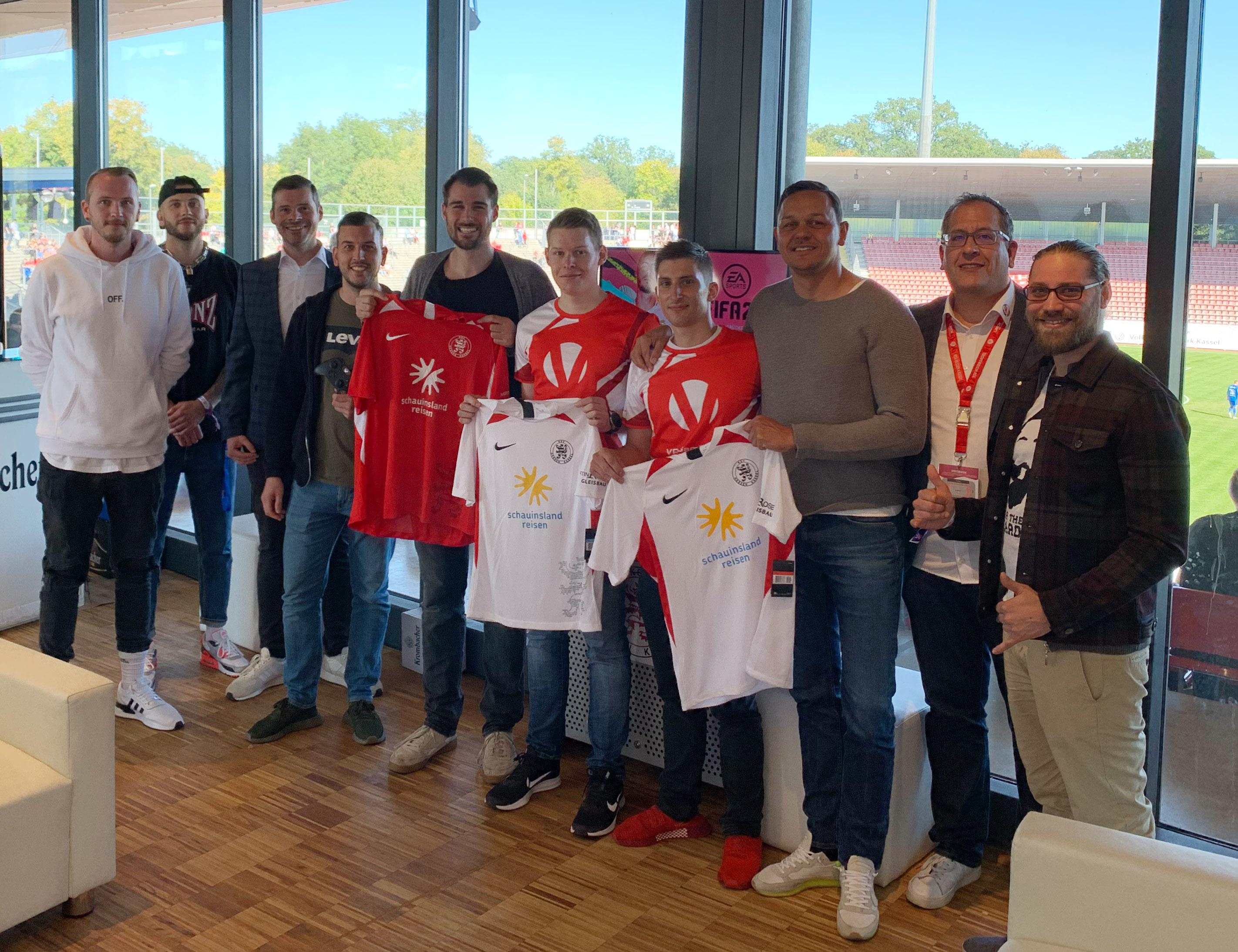 KSV und VP-Gaming verkünden Einstieg in eFootball