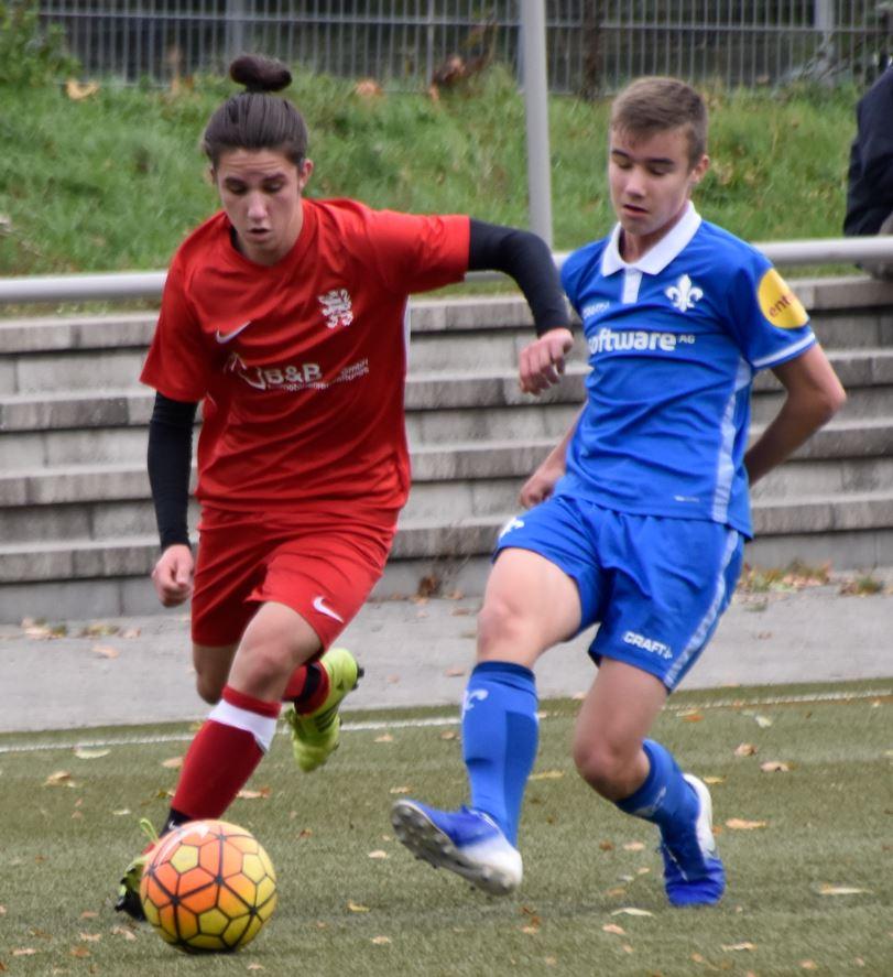 U17 - Darmstadt U16