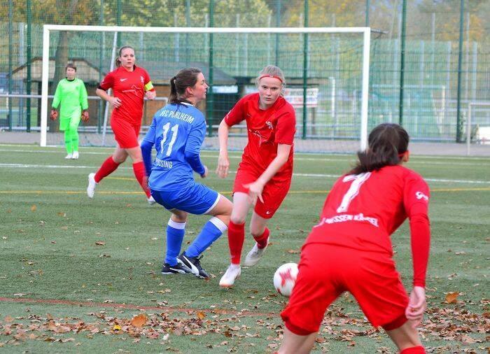KSV Hessen Kassel - FFC Pohlheim