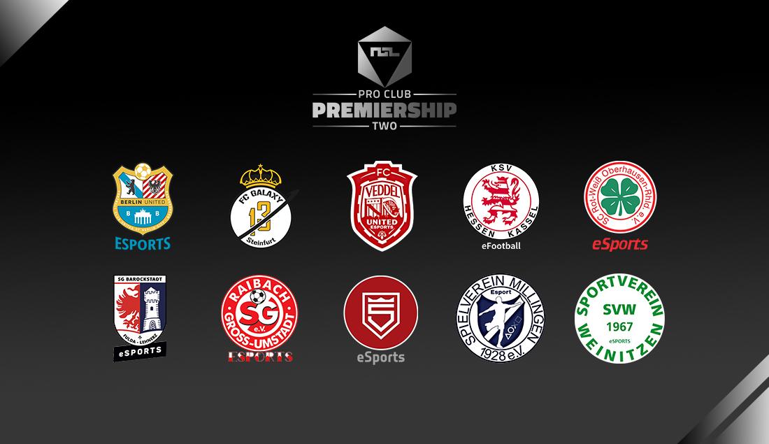 NGL Pro Club Premiership Two