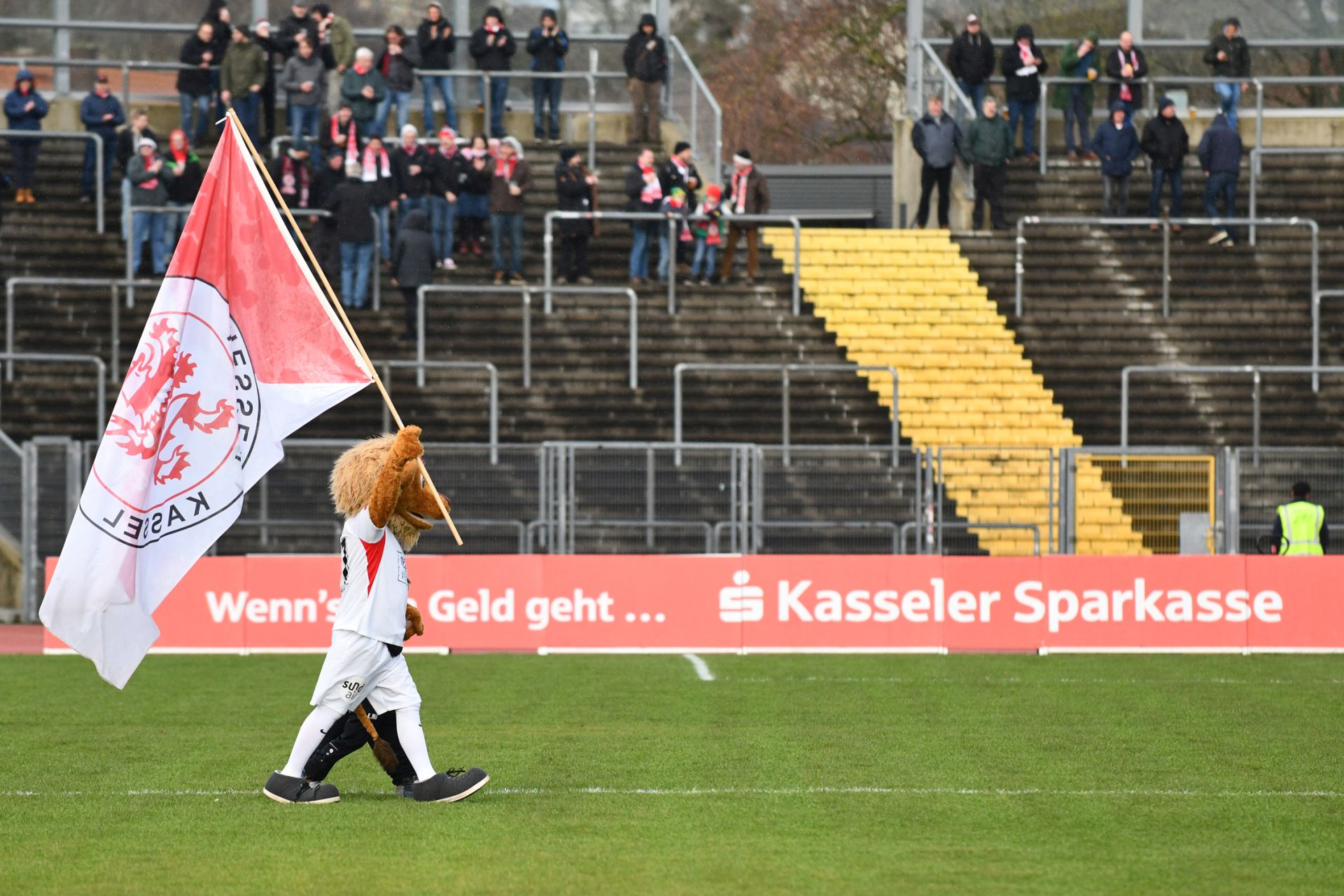 Lotto Hessenliga 2019/2020, KSV Hessen Kassel, FV Bad Vilbel, Endstand 6:1