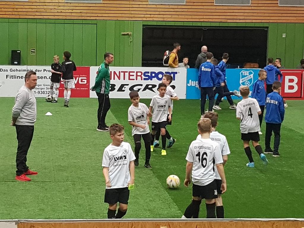 U12 Hallenmasters Wieseck