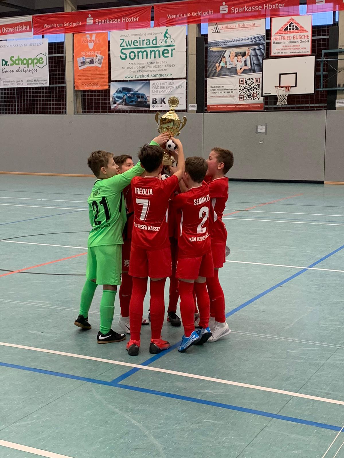 U11 Turnier Höxter