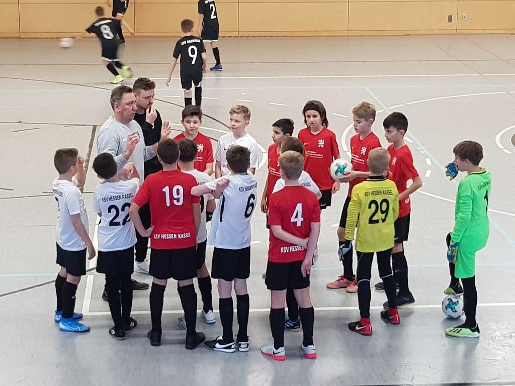 U12 Hallenkreismeisterschaft Zwischenrunde