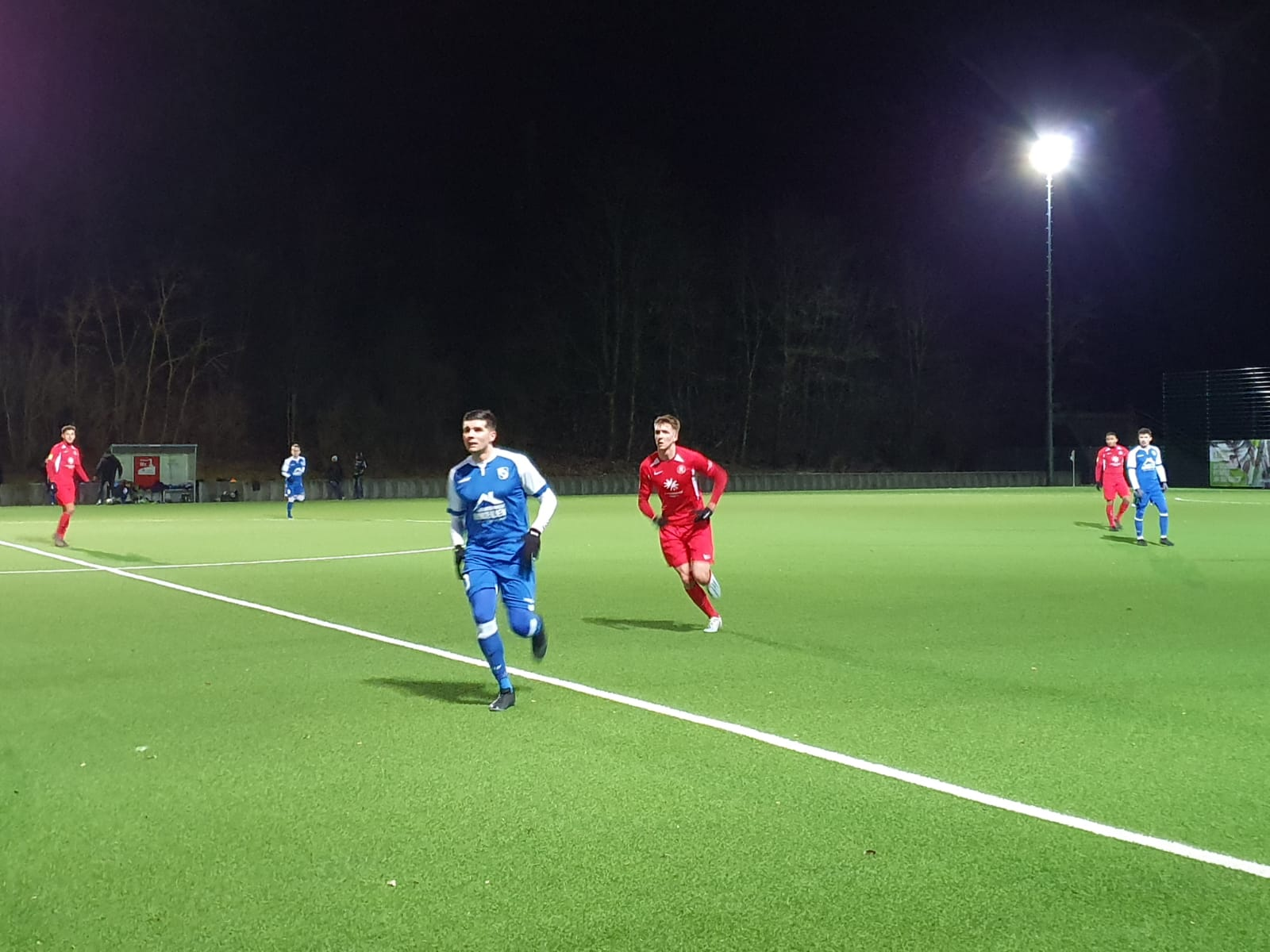 OSC Vellmar - KSV Hessen Kassel