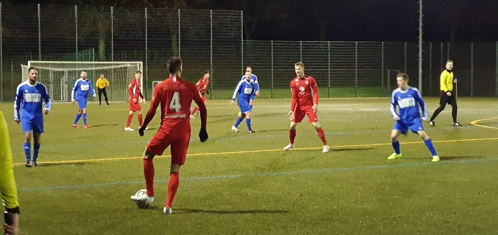 Eintracht Baunatal - KSV Hessen Kassel