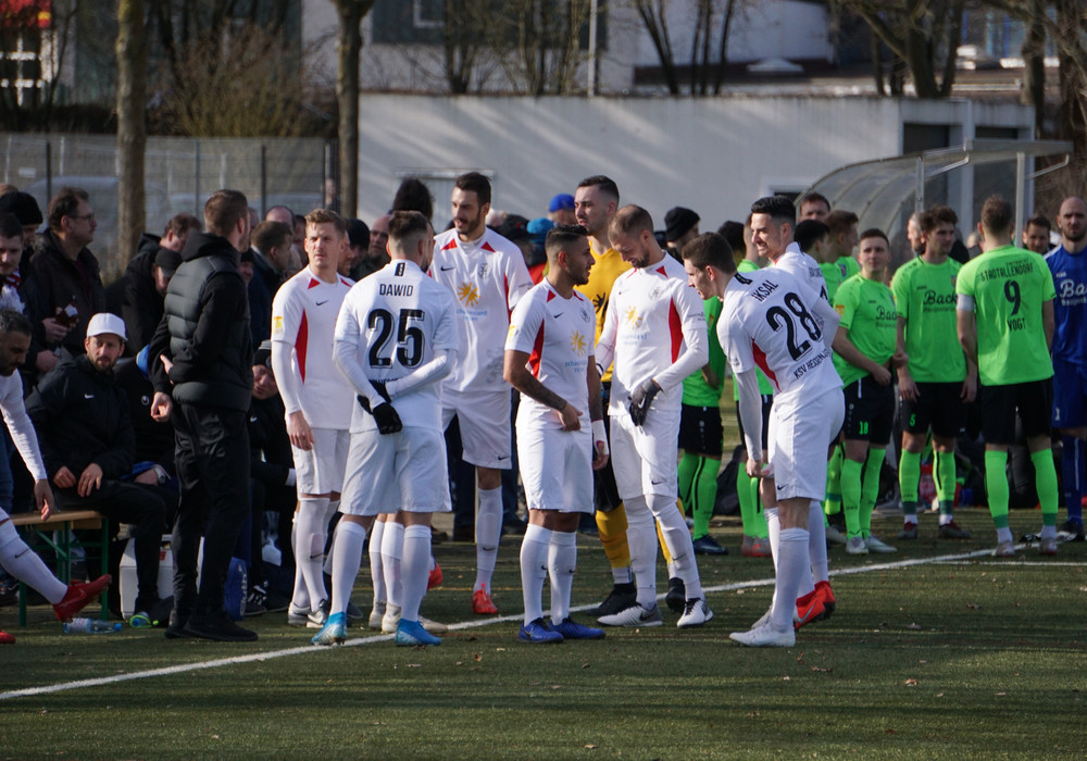 KSV Hessen Kassel - Eintracht Stadtallendorf