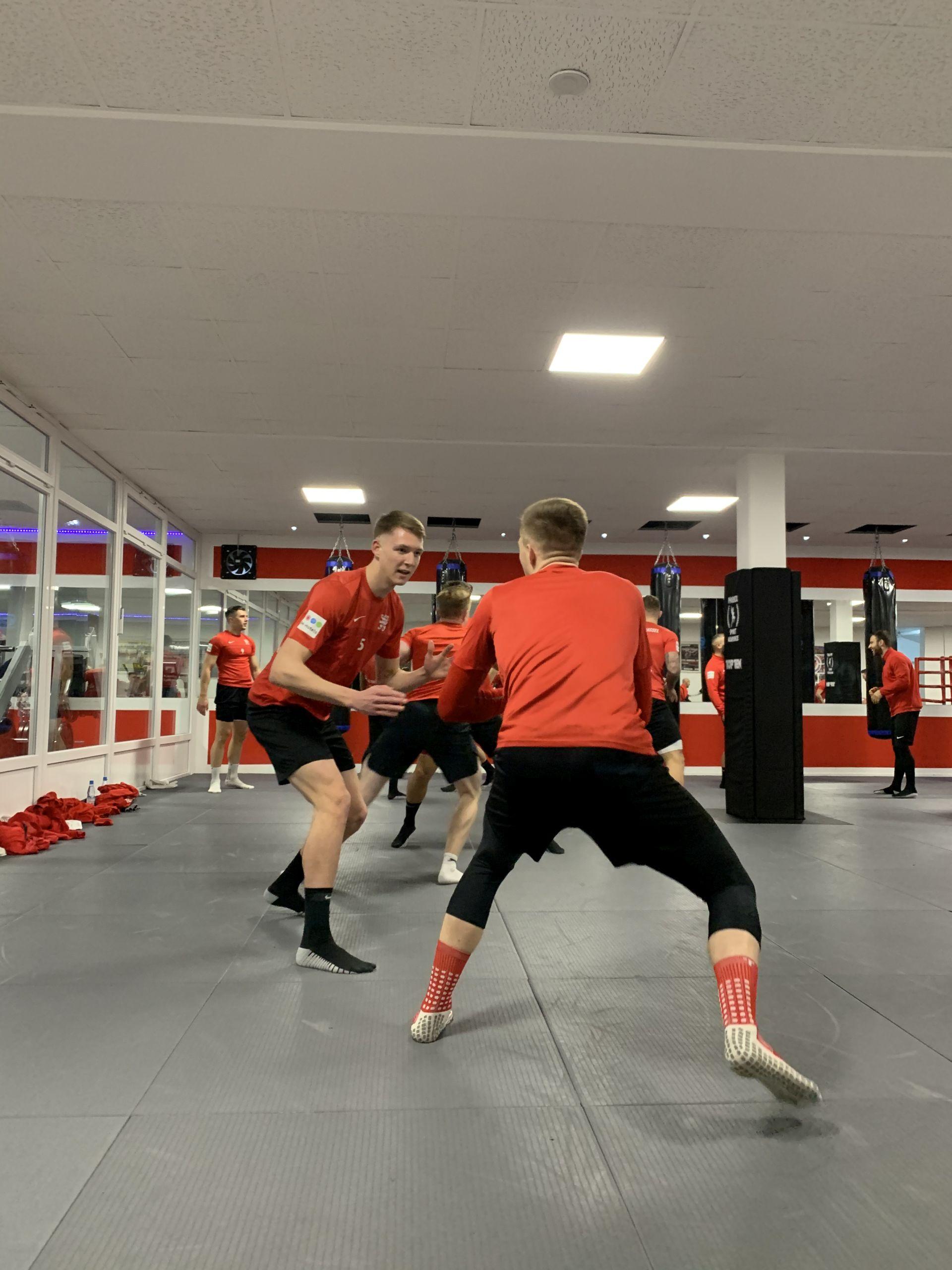 Vorbereitung in der Phönix Sport Akademie