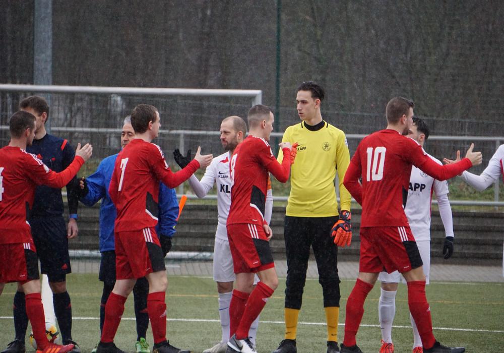 U23 - SG Hombressen / Udenhausen
