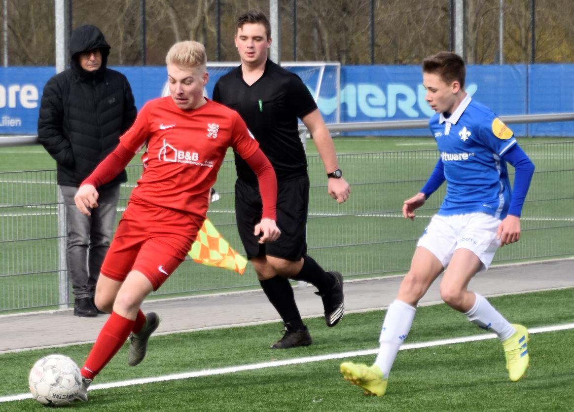 SV Darmstadt 98 U16 - U17
