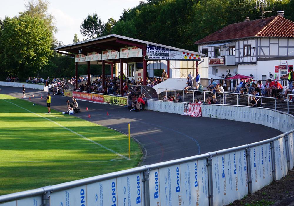 SVG Göttingen - KSV Hessen Kassel