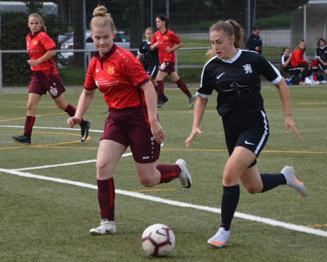 B Mädchen - FC Eintracht Northeim II