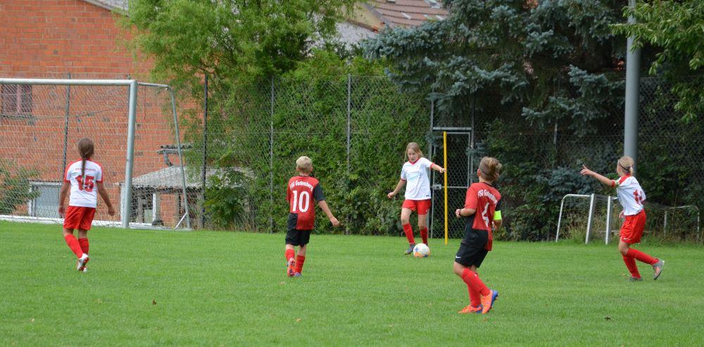 D-Juniorinnen - FSG Gudensberg III E-Junioren