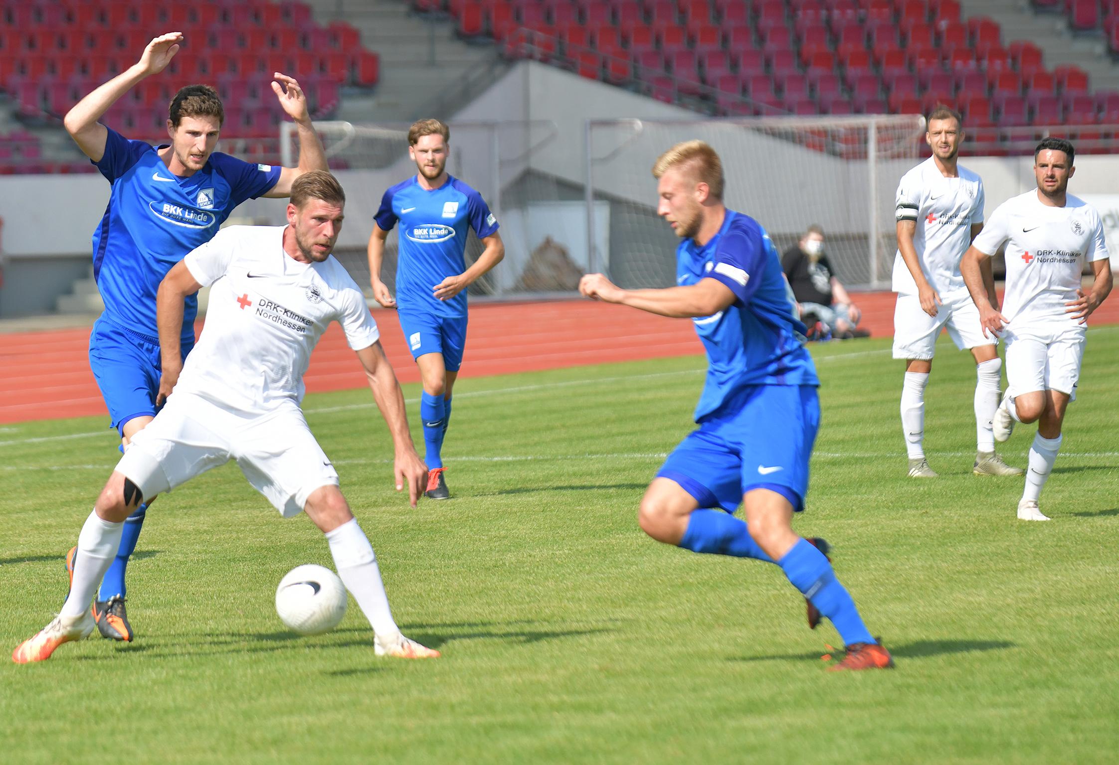 KSV Hessen Kassel, TSV Schott Mainz