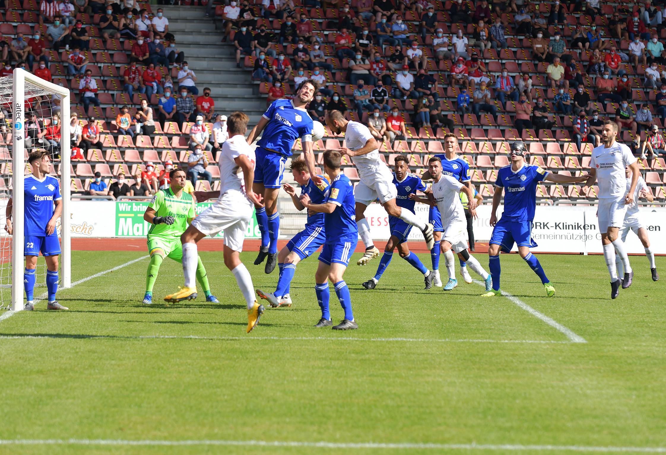 KSV Hessen Kassel, FK 03 Pirmasens