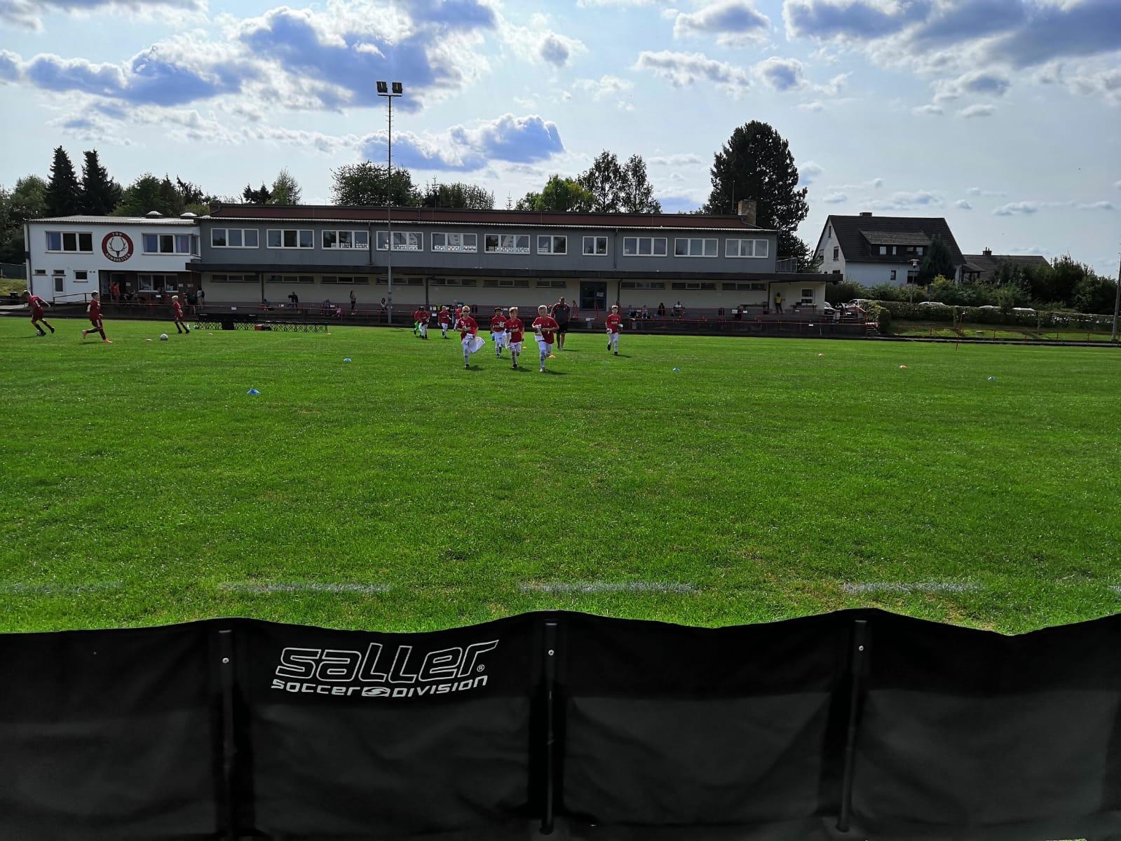 SG Hombressen / Udenhausen - U10 weiss