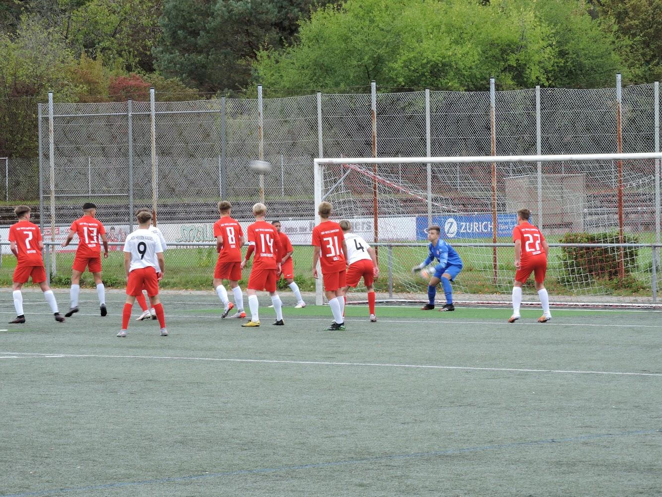 SKV RW Darmstadt - U17