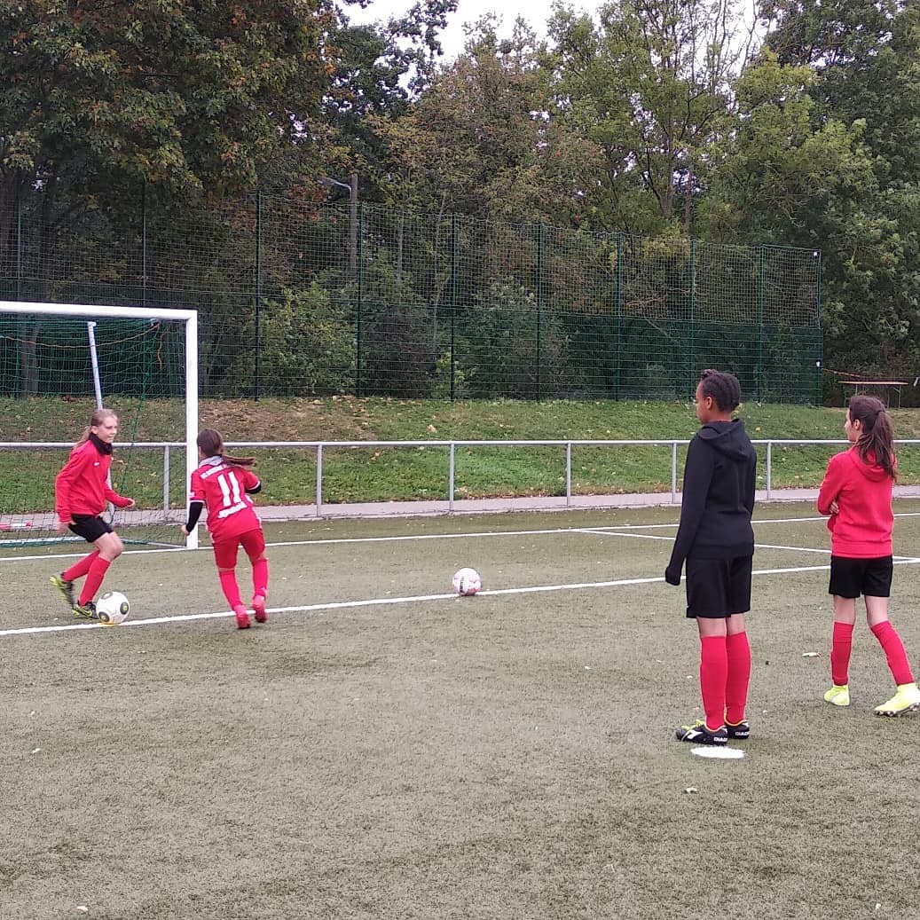 Trainingslager D-Juniorinnen 05.10.2020