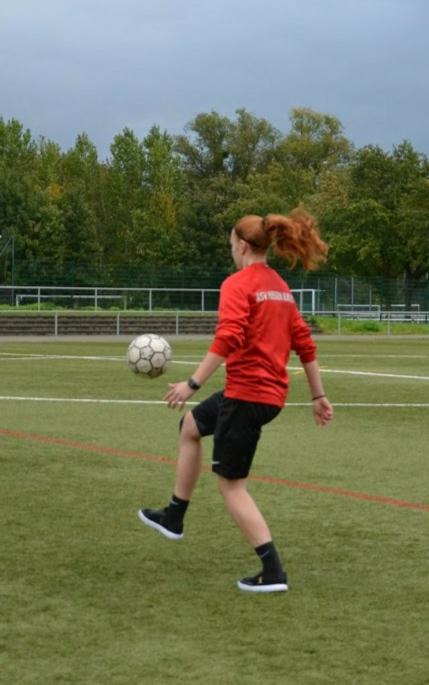 Trainingslager D-Juniorinnen 07.10.2020