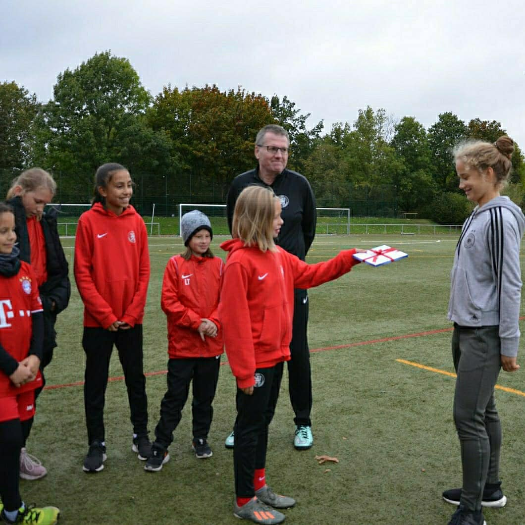 Trainingslager D-Juniorinnen 08.10.2020