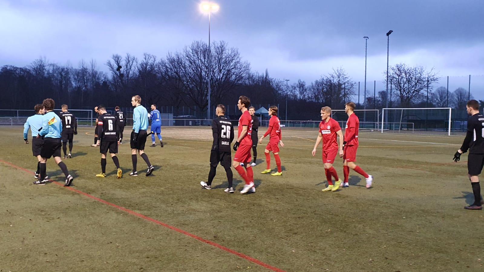 Testspiel KSV - Wuppertaler SV