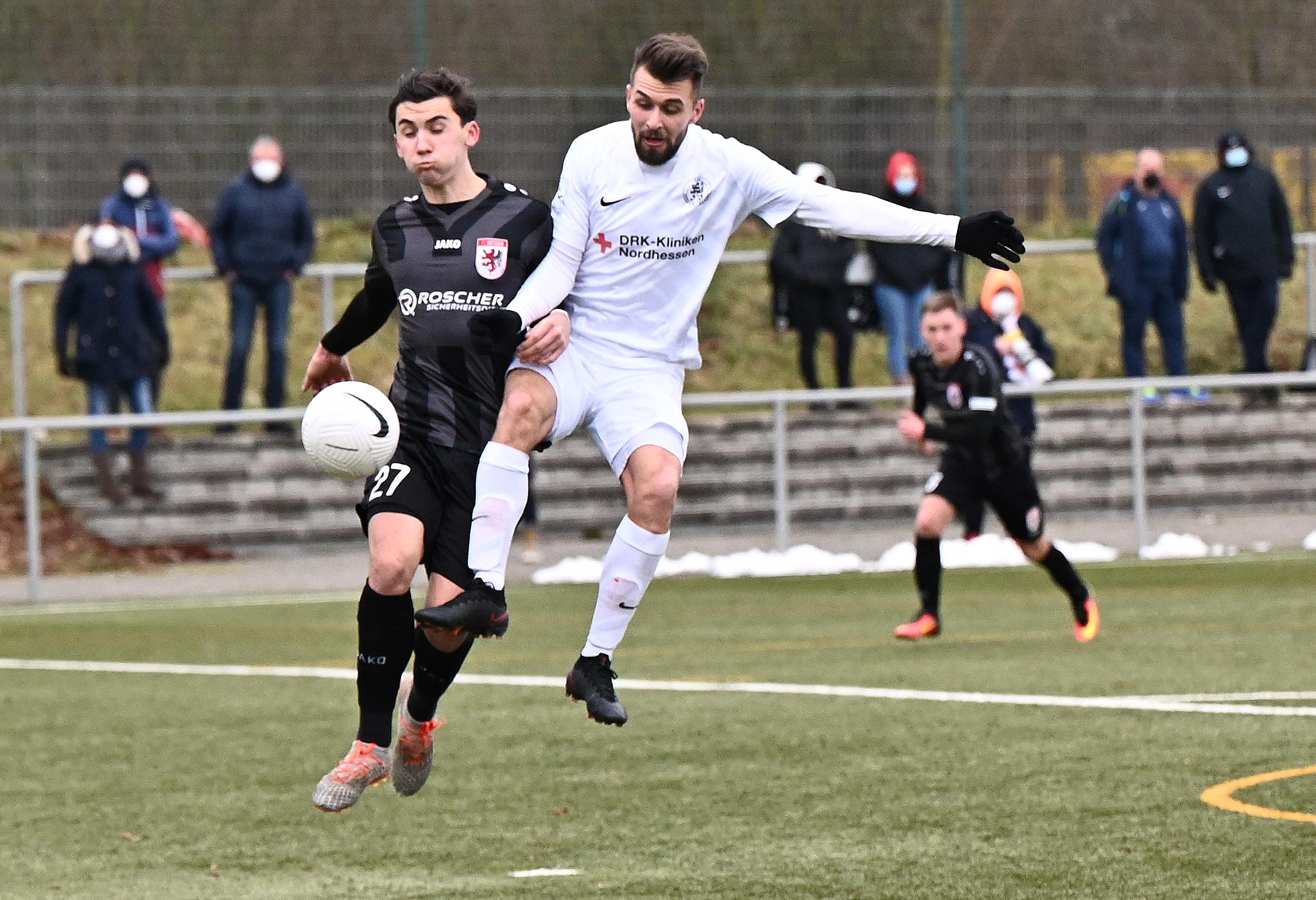 KSV Hessen Kassel, FC Giessen