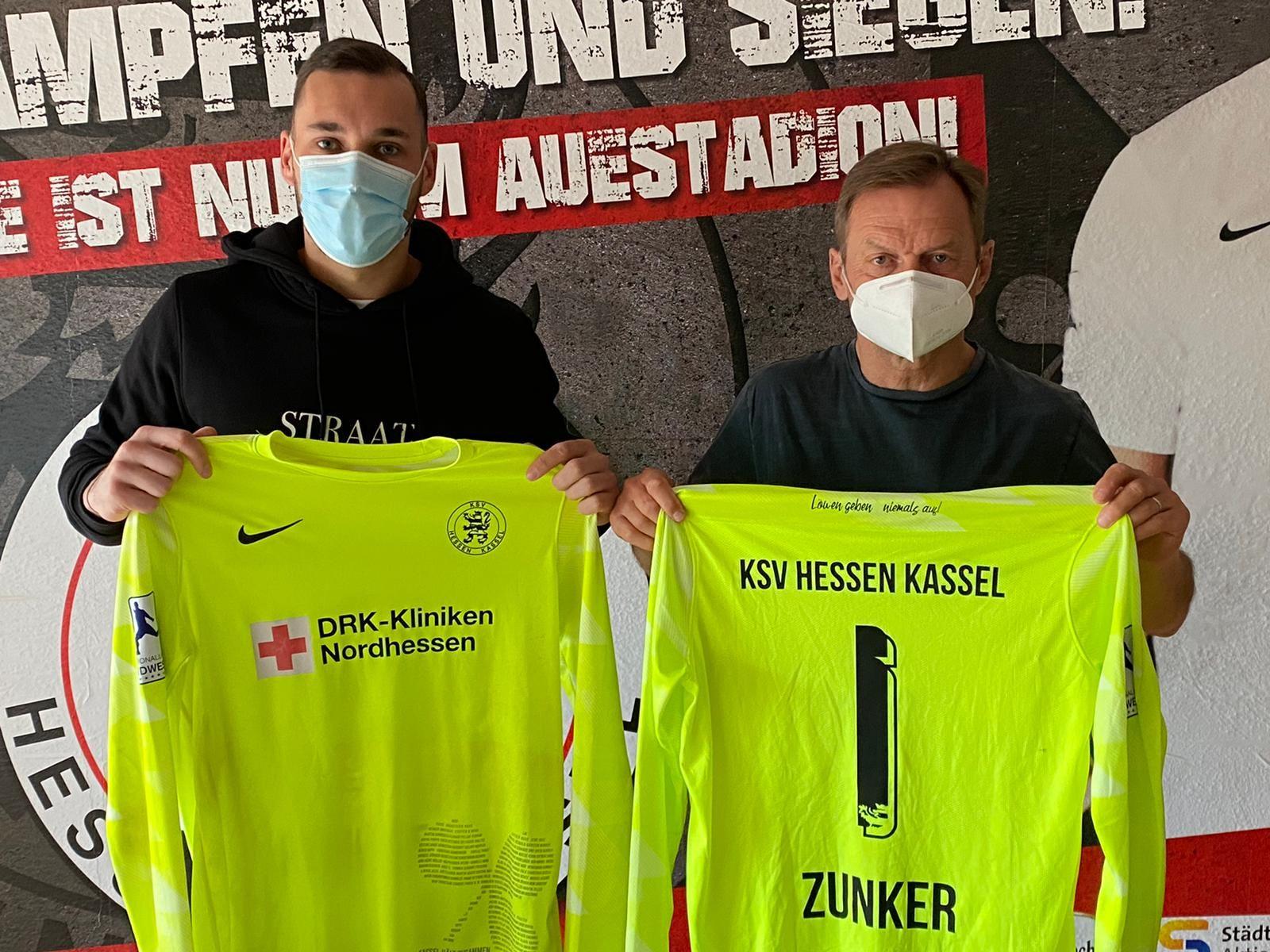 Maximilian Zunker bleibt Löwe